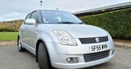 Suzuki Swift 1.5 GLX 5dr